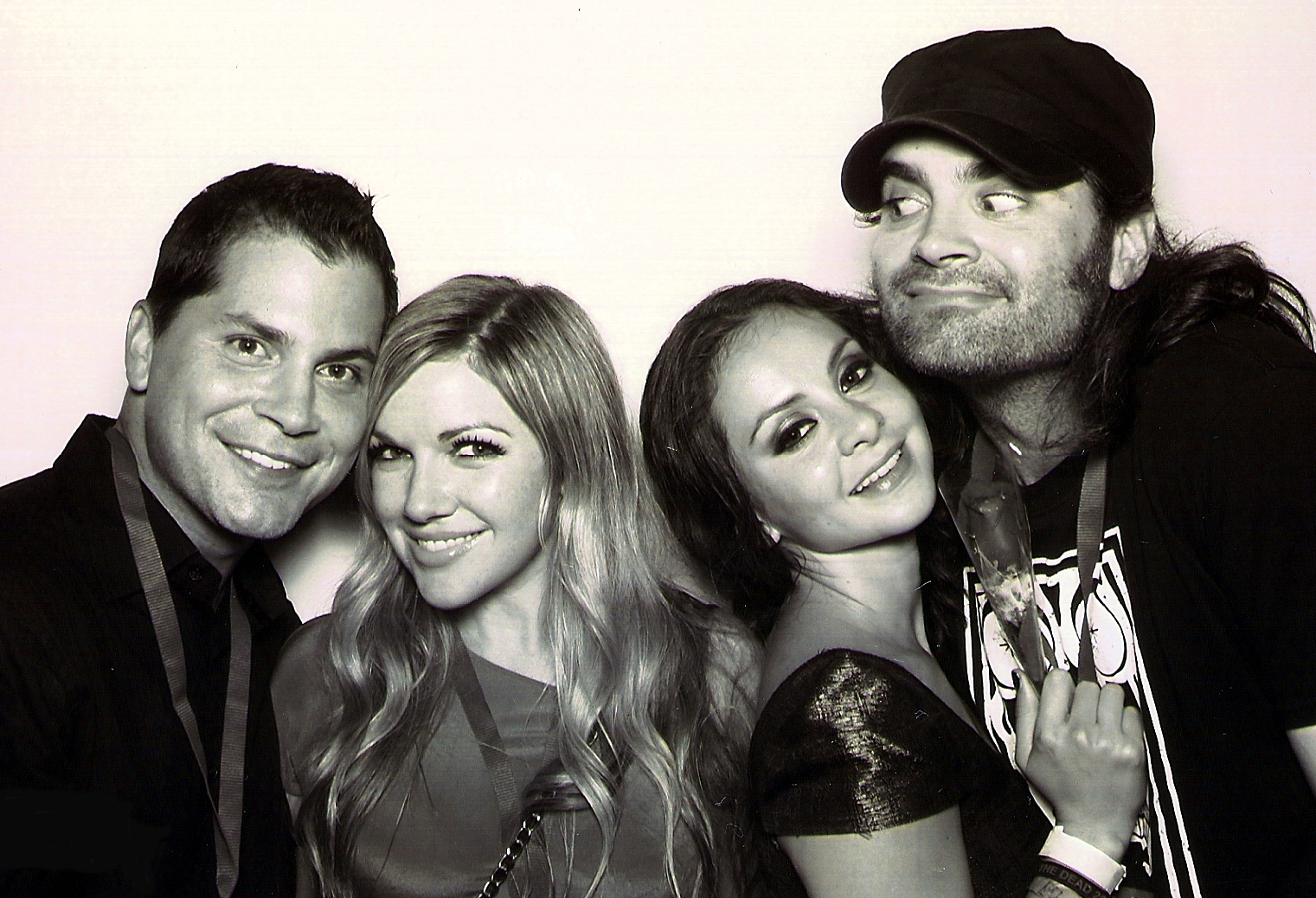 HOLLISTON CAST photo booth