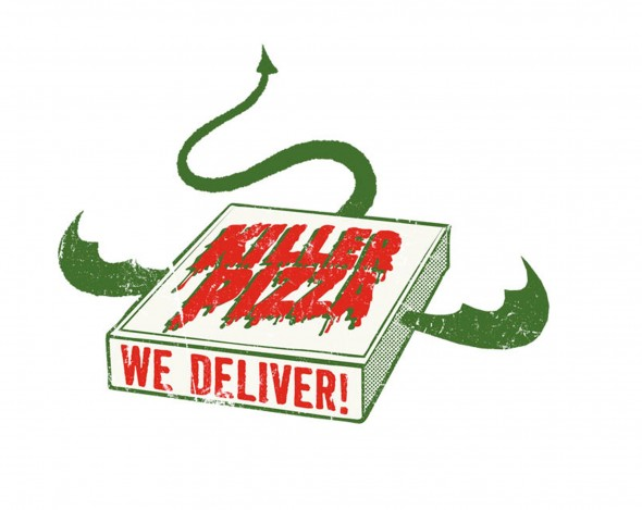 Killer Pizza box