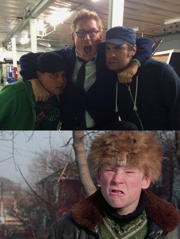 Zack Ward Movie Crypt