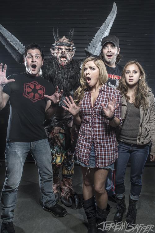 scared cast