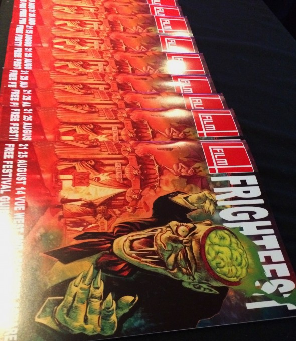 FrightFest program