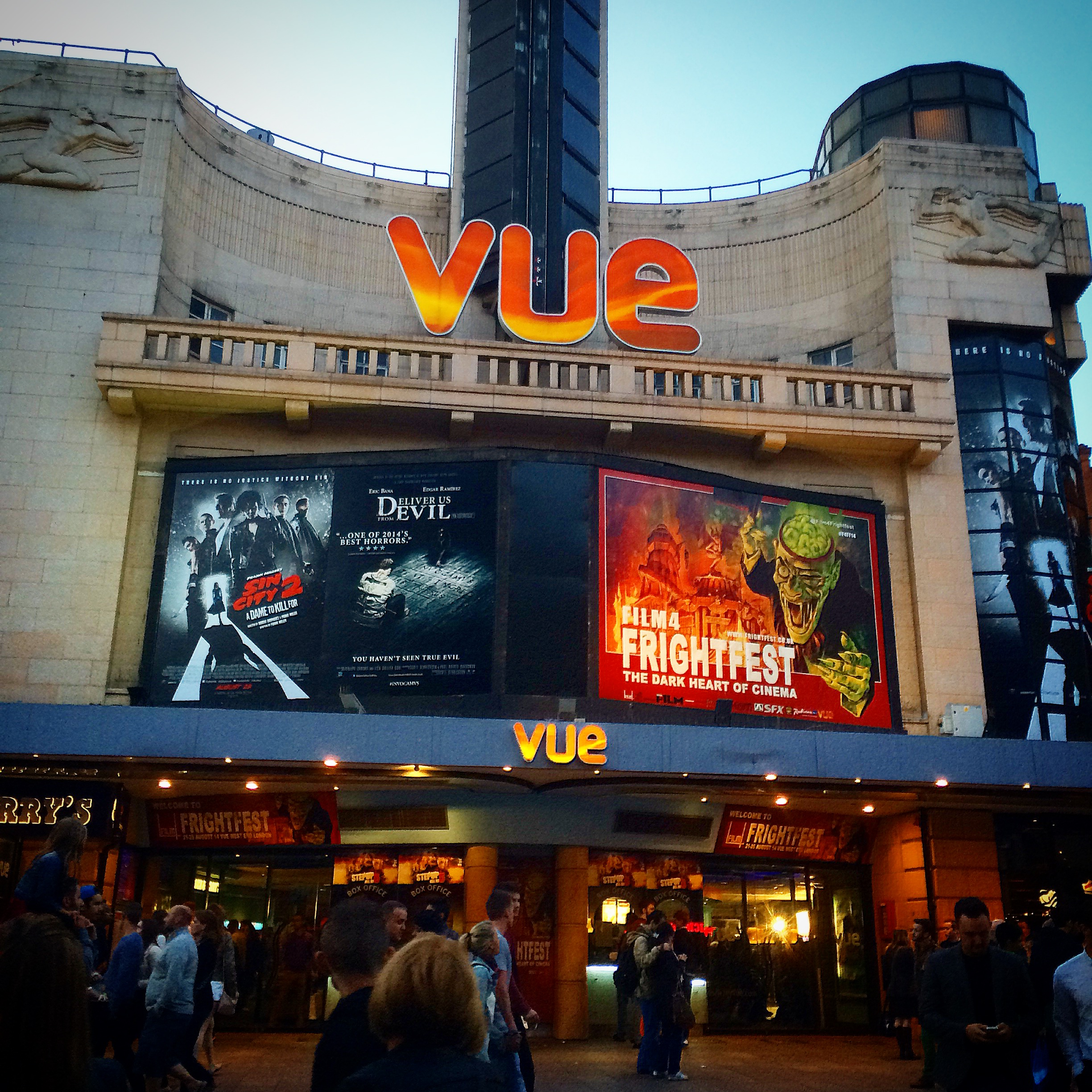 What Movies Are In Vue Cinema