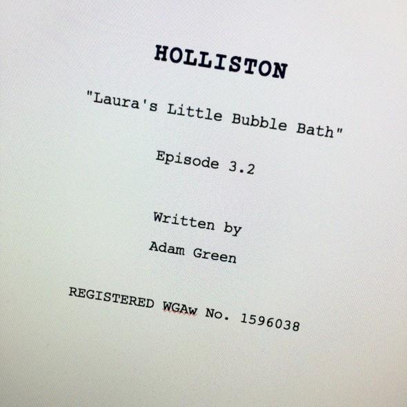 Hollistonscript