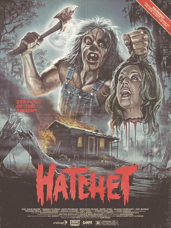 Hatchet-poster